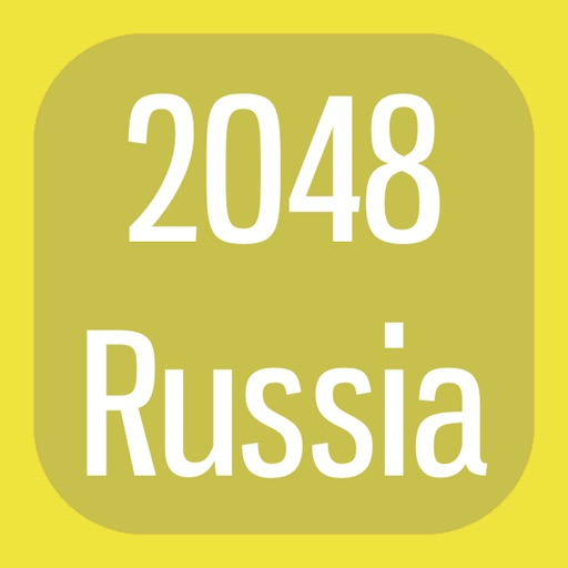 2048 Russia Block icon