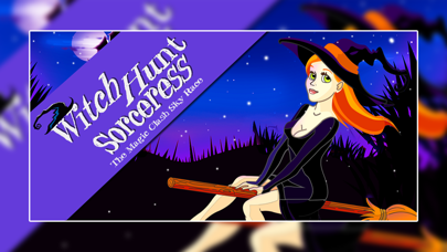 Witch Hunt Sorceress : The Magic Clash Sky Race