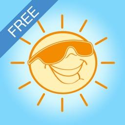 SuperWeather App Free