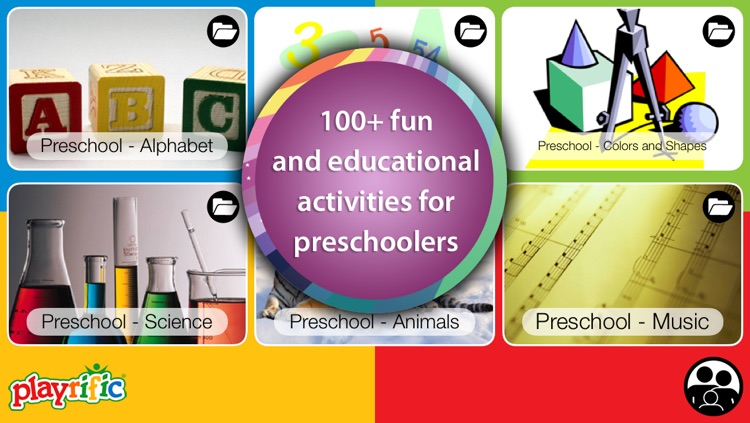Preschool Learning: Activities, Books and Puzzles screenshot-0