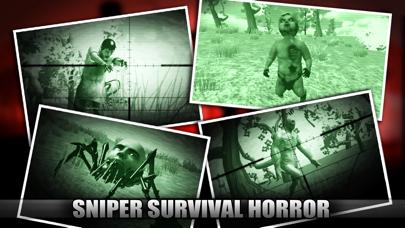 DEAD SHOT - 2 Minutes of Terror With Predator Walking Beast, The Slender Man, Zombie & Chupacabra Survival Horrorのおすすめ画像2