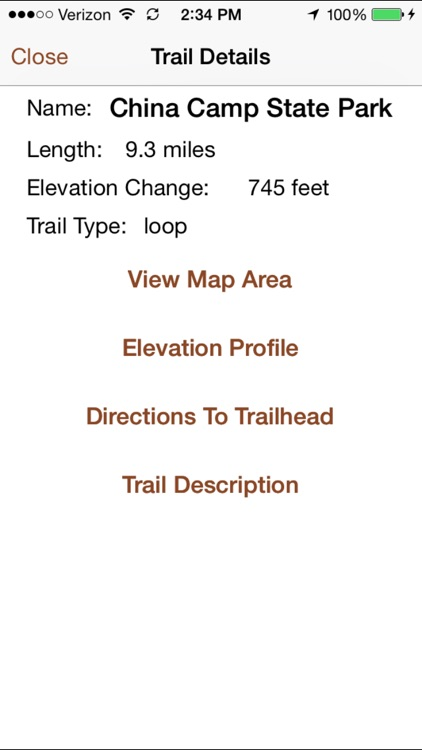 Mt Tam Trails screenshot-4