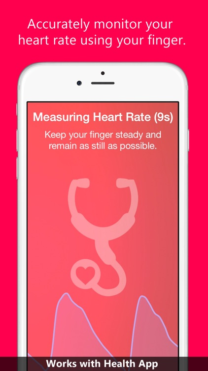 Heart Rate Monitor - Track Your Health by Innovative Software Solutions, LLC