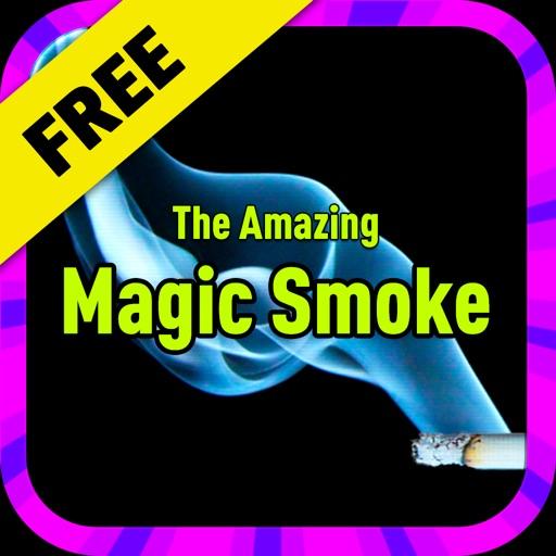 Magic Smoke Free - Interactive Smoke Simulation icon