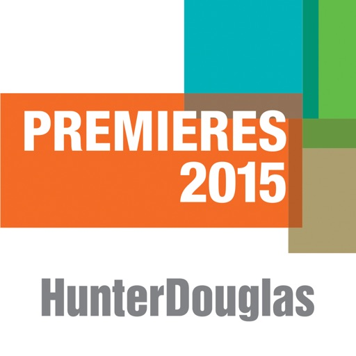Hunter Douglas Premieres 2015