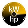 kWatt To Horsepower, the fastest power converter - iPhoneアプリ