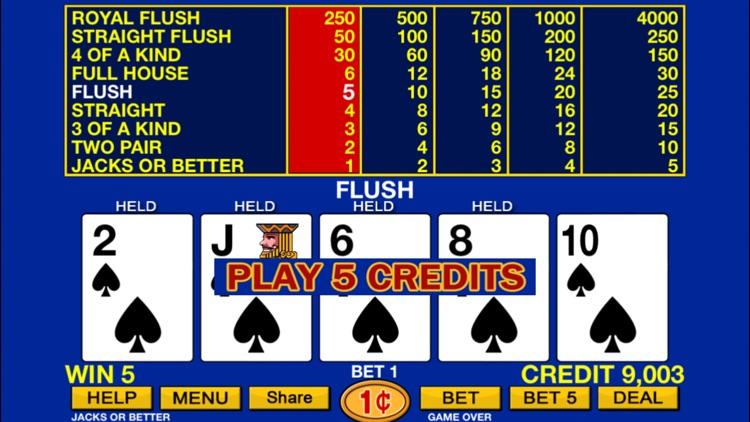 Video Poker plus HD