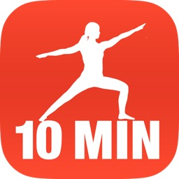 10 Minute Yoga Calisthenics Aerobic Routine Circuit Challenge Interval