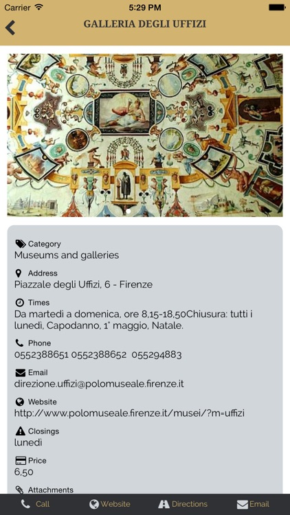 museItalia - Museums, art and culture in Italy