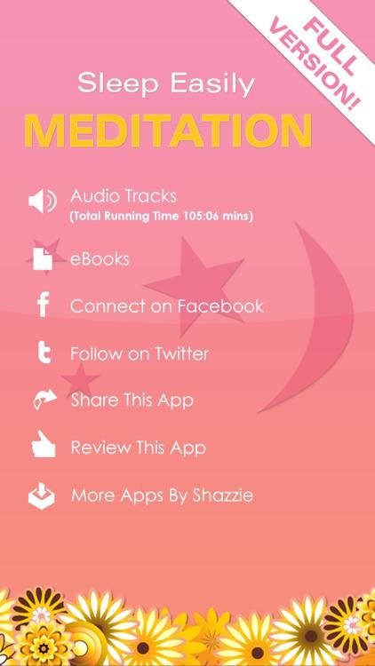 Sleep Easily Meditation by Shazzie - Full Version