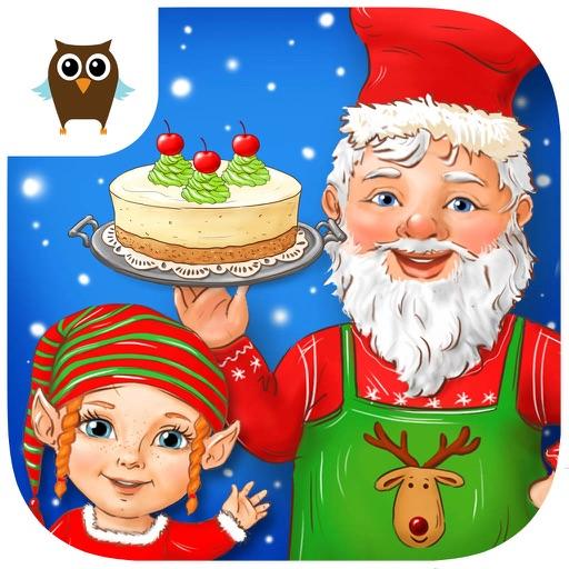 Santa's Christmas Kitchen - No Ads