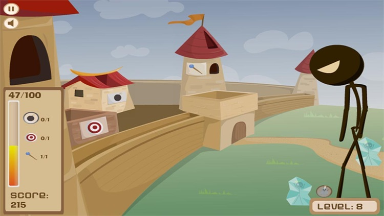 Castle War - Stickman Edition screenshot-3
