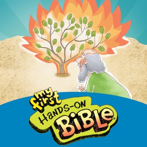My First Hands-On Bible: Moses and the Promised Land