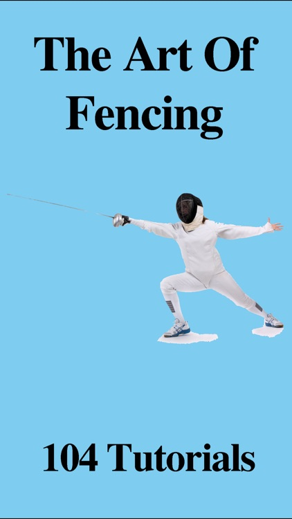The Art Of Fencing screenshot-0
