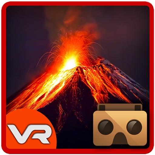 Volcano Adventure VR : Simulator Lava  Game 3D icon