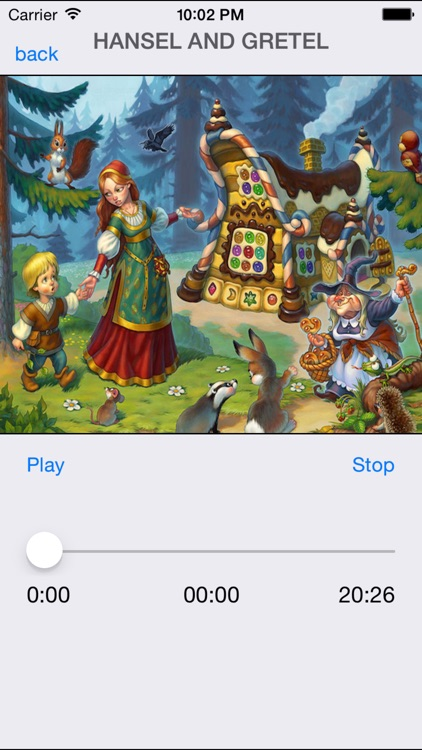 Fairy Tales - audiobook for children Free