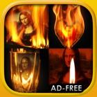Fuego Foto Efectos(sin publicidad) icon