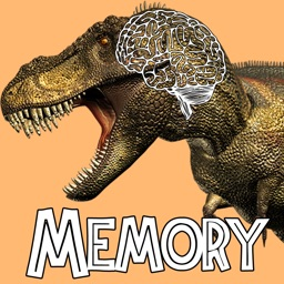 Dinosaur Memory Game For Kids
