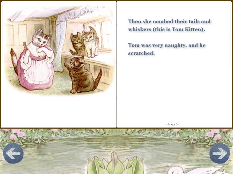 The Tale of Tom Kitten Pop-up
