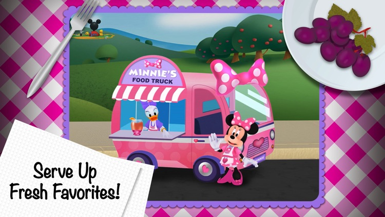 Minnie's Food Truck screenshot-0