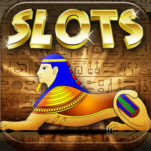 Pharaoh's Party Jackpot Casino - Social Slots Supreme (3D Crack Xtreme Craze) icon