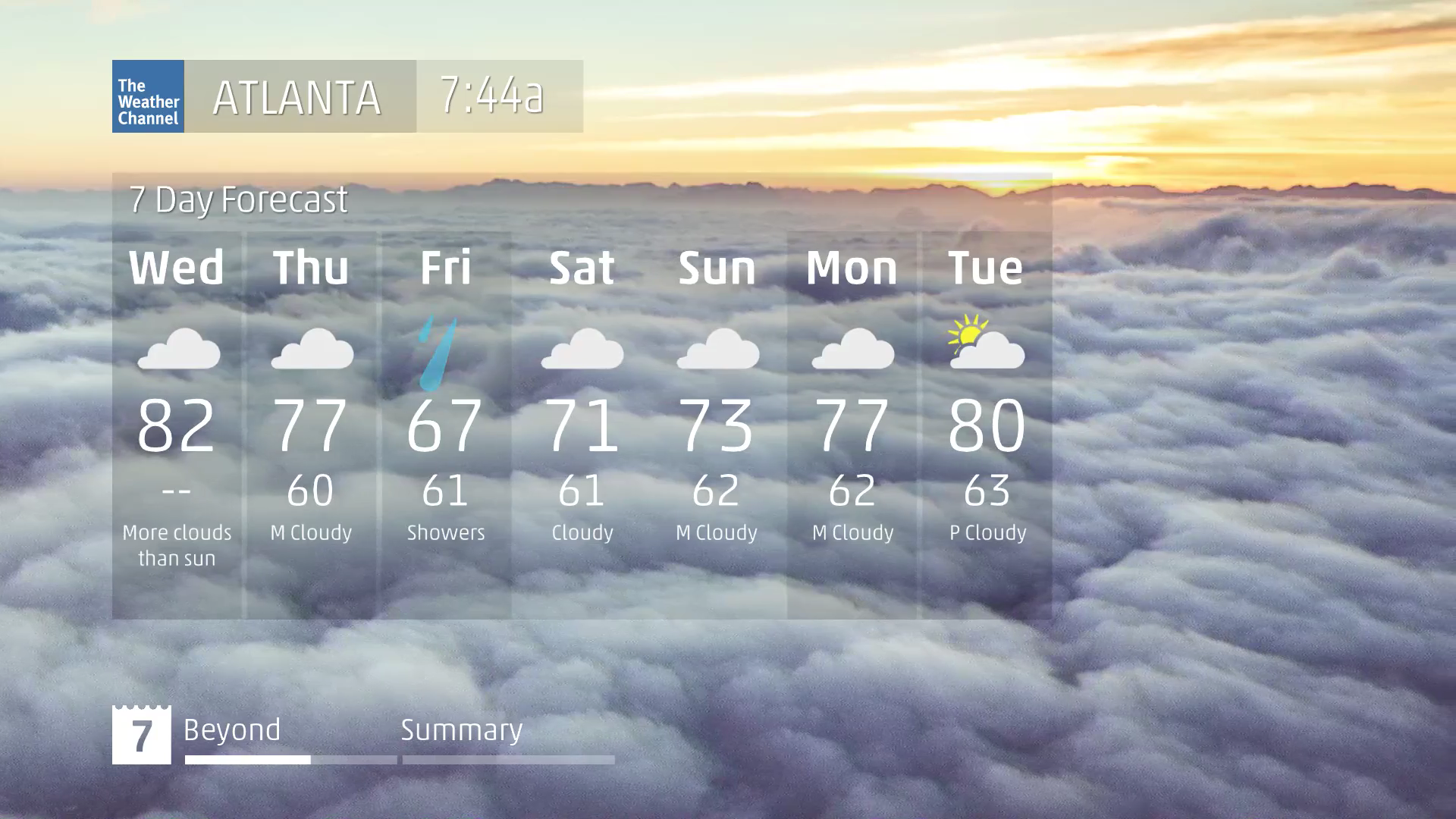 Weather - The Weather Channel screenshot 18