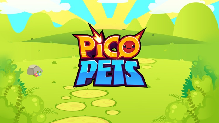 Pico Pets - Virtual Monster Battle & Collection Game screenshot-4
