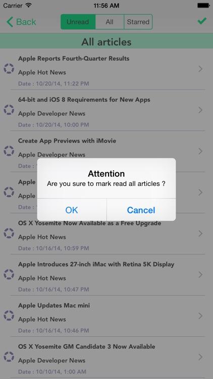 TTRSS Reader 2 screenshot-4