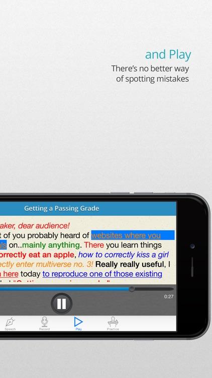 SpeechX screenshot-3