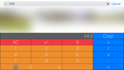 KeyCalc - Keyboard Calculator screenshot three
