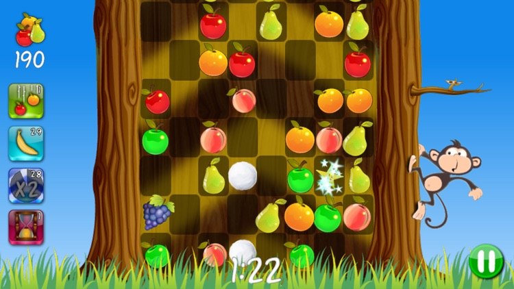 Fruity Monkey screenshot-3
