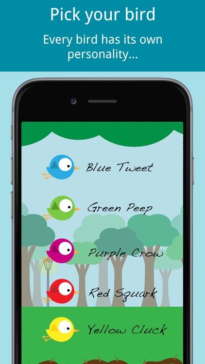 Busy Busy Bird! screenshot-3