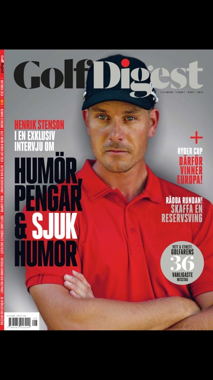 Golf Digest screenshot-0