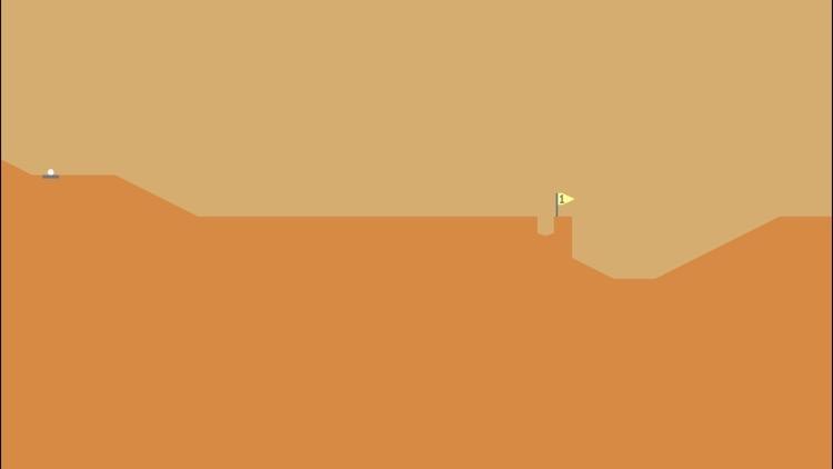 Desert Golfing screenshot-0