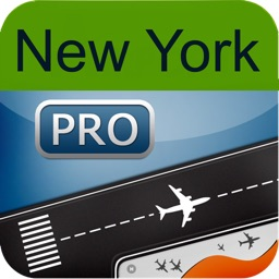 New York Kennedy JFK Airport HD + Flight Tracker