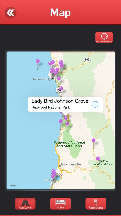 Redwood National and State Parks screenshot-3