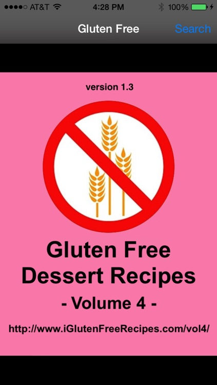 Gluten Free Recipes Holiday Desserts Treats