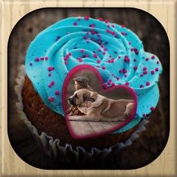 Cupcake Photo Frame: Best Photo Frame
