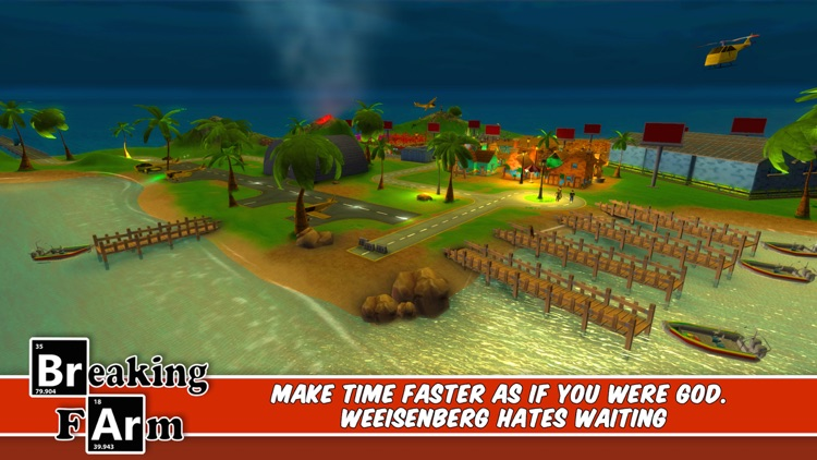 Breaking Farm: The best grow marijuana sim with weed and bad pot screenshot-3