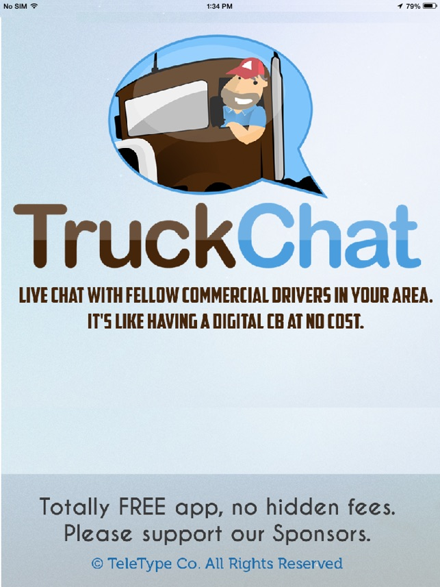 Truck drivers chat rooms