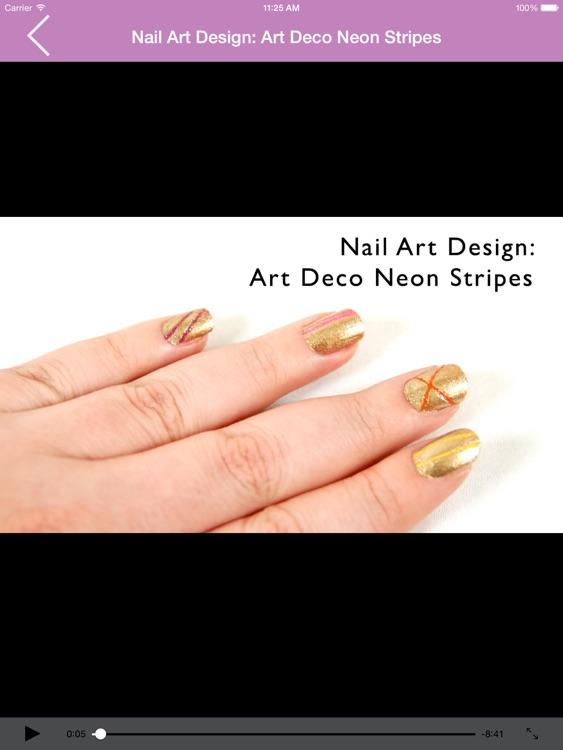 Nail Art for Beginners - iPad Version screenshot-4
