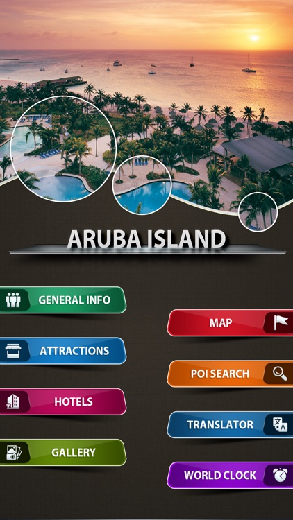 Aruba Island Travel Guide screenshot-1