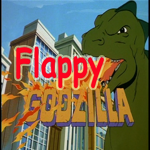 Flappy Godzilla.Flapping Monsters