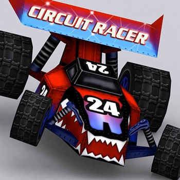 Circuit Racer 3D Top Free Racing Game - Best Time For Car Race Count down