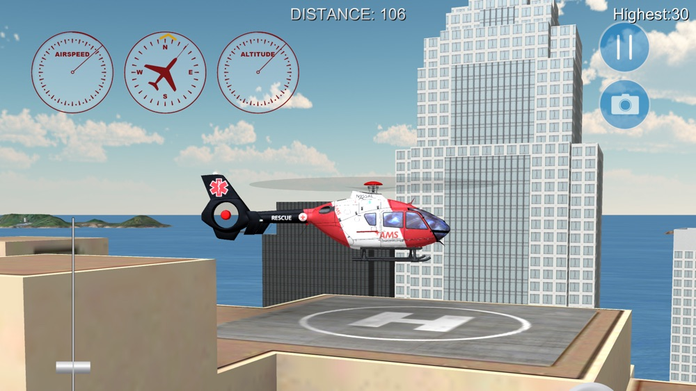 Helicopter Flight Simulator Cheat Codes