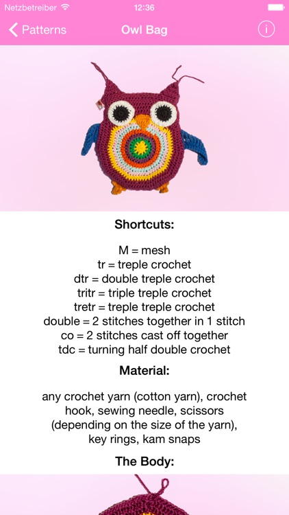 Handmade - crochet and knitting