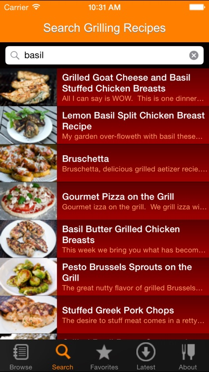Grill-It! Grilling and BBQ Recipes screenshot-3