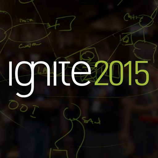 Ignite 2015 Conf icon