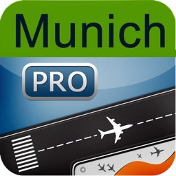 Munich Airport + Flight Tracker HD München