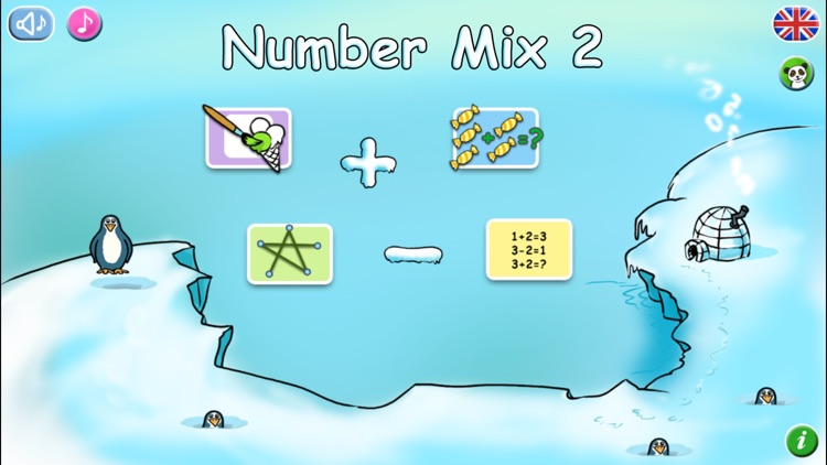 Number Mix 2